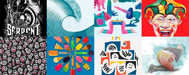 El 2017 empieza ilustrado gracias a Macho Dominante